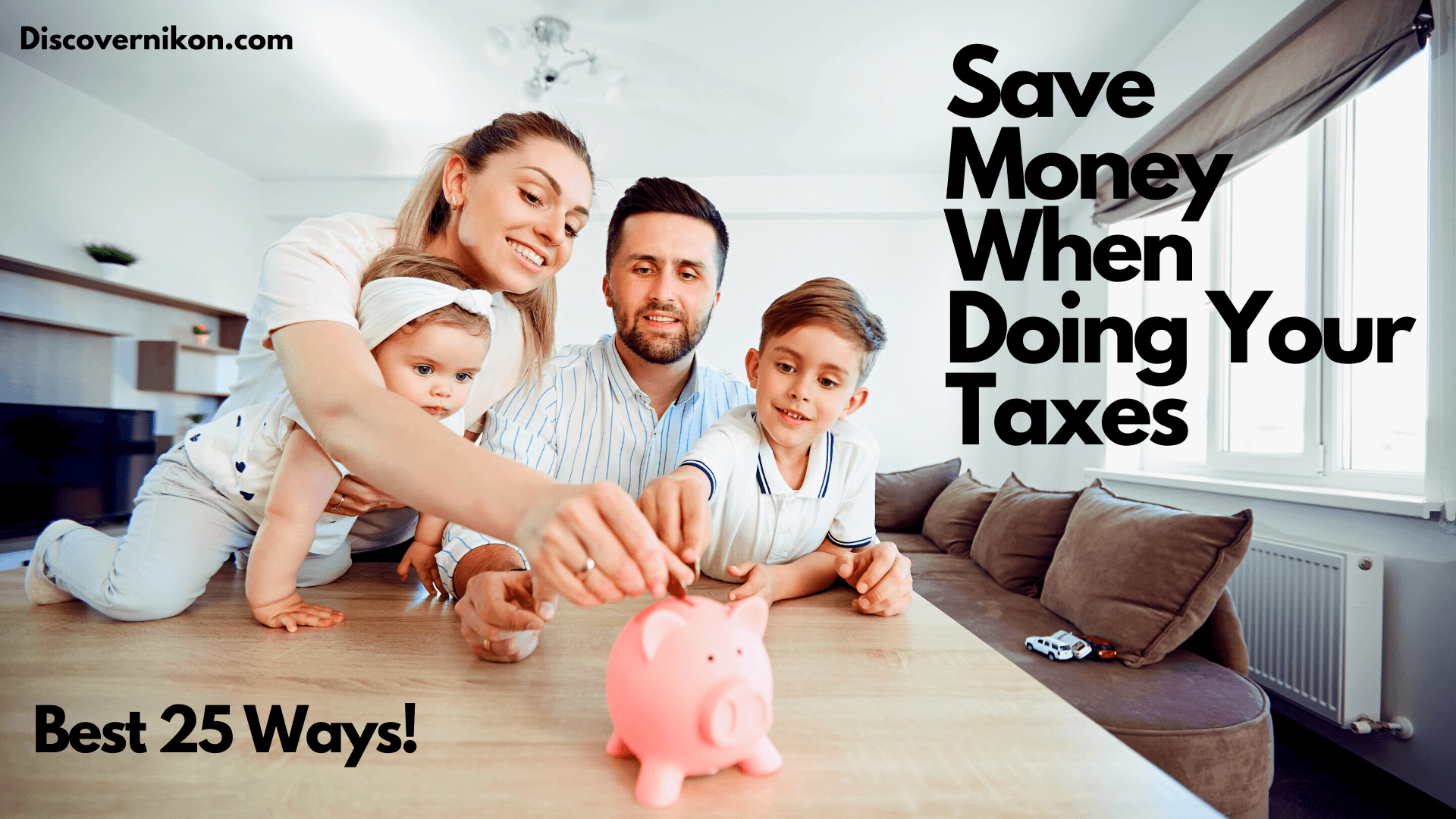Save Money When Doing Your Taxes